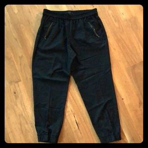 J.Crew tapered wool pants